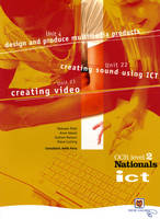 ICT National for OCR Level 2 Units 4, 22 and 23 Student Book by Steve Cushing, Ann Kelsall, Graham Manson, Ruksana Patel