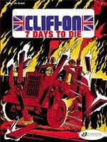 Clifton 7 Days to Die by De Groot, Luke Spear