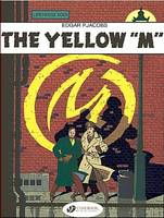 The Adventures of Blake and Mortimer The Yellow M by Edgar P. Jacobs