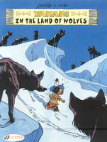 Yakari in the Land of Wolves by Job