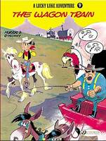 Lucky Luke Wagon Train by Goscinny