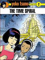 The Time Spiral by Roger Leloup