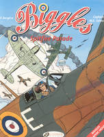 Biggles Spitfire Parade by Francis Bergese