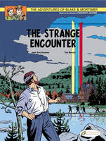 The Adventures of Blake and Mortimer The Strange Encounter by Jean van Hamme
