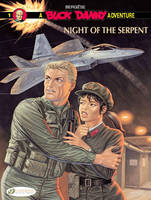 Buck Danny Night of the Serpent by Francis Bergese