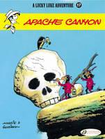 Lucky Luke Apache Canyon by Goscinny