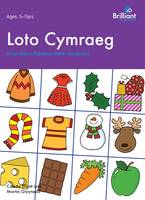 Loto Cymraeg A Fun Way to Reinforce Welsh Vocabulary by Colette Elliott, Martin Gwynedd