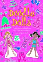 Doodle Dolls by Jessie Eckel