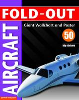 Fold-out Aircraft Sticker Book by Paul Calver