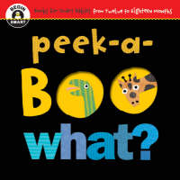 Peek-a-boo What? by