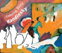 Colouring Book Kandinsky by Natalie Buchholz