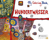 Hundertwasser Colouring Book by Anon