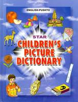Star Children's Picture Dictionary - English - Pushto by B. Varma
