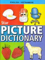 Star Childrens Picture Dictionary English-Vietnamese by B. Varma