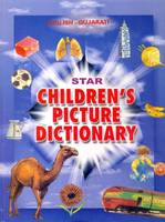 Star Children's Picture Dictionary English-Gujarati by Babita Verma