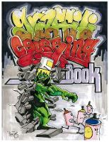 Graffiti Coloring Book by Uzi
