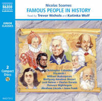 Famous People in History by Nicolas Soames