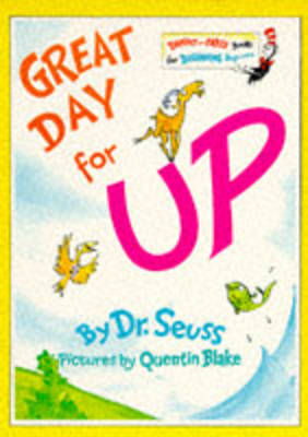 Great Day for Up by Dr. Seuss