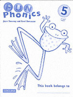 Fun Phonics Workbook 5 by Carol Doncaster, Joyce Sweeney