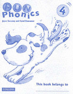 Fun Phonics -- Workbook by Carol Doncaster, Joyce Sweeney