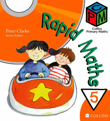 Year 5 Rapid Maths by Peter Clarke
