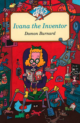Jets Ivana the Inventor by Damon Burnard