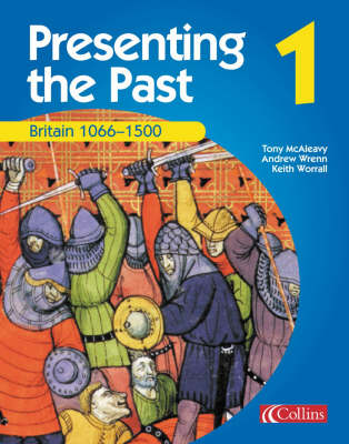 Britain 1066-1500 by Tony McAleavy