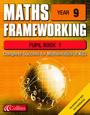 Maths Frameworking Year 9 by Keith Gordon, Brian Speed, Trevor Senior, Kevin Evans