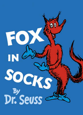 Fox in Socks Miniature Edition by Dr. Seuss