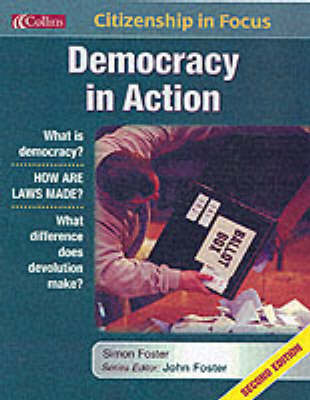 Democracy in Action by Simon Foster