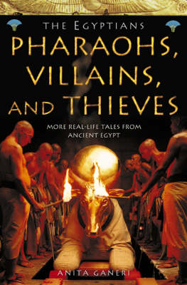 Pharaohs, Villains and Thieves by Anita Ganeri