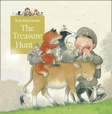 Tales From Percy's Park - The Treasure Hunt (New Edition): Tales From Percy's Park by Nick Butterworth