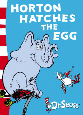 Horton Hatches the Egg Yellow Back Book by Dr. Seuss