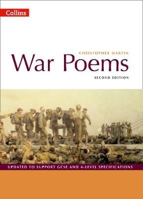 War Poems Student's Book by Christopher Martin