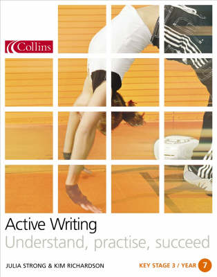 Active Writing Student Book by Julia Strong, Kim Richardson