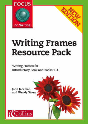 Writing Frames Resource Pack by John Jackman, Wendy Wren