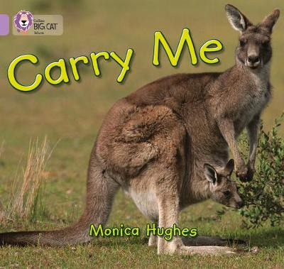 Carry Me Band 00/Lilac by Monica Hughes