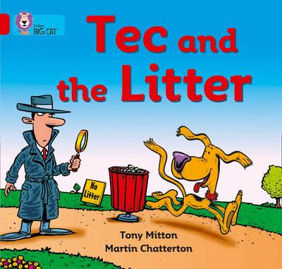 TEC and the Litter Band 02B/Red B by Tony Mitton
