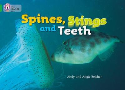 Spines, Stings and Teeth Band 05/Green by Angie Belcher, Andy Belcher