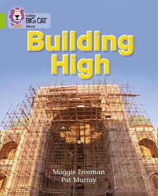 Building High Band 11/Lime by Maggie Freeman, Collins Educational