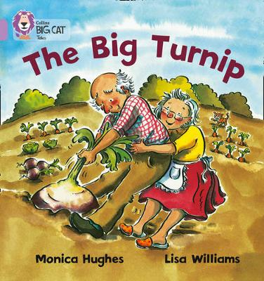 The Big Turnip Band 00/Lilac by Monica Hughes, Collins Educational