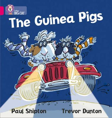 The Guinea Pigs Band 01A/Pink A by Paul Shipton