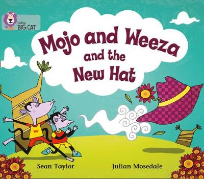 Mojo and Weeza and the New Hat Band 04/Blue by Sean Taylor