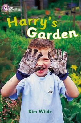 Harry's Garden Band 04/Blue by Kim Wilde