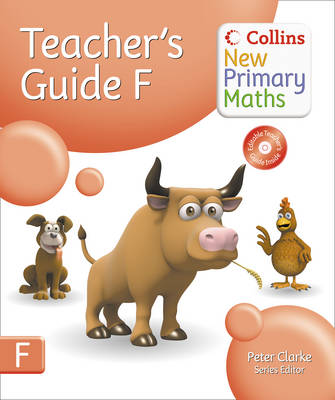 Collins New Primary Maths Teachers Guide F by Peter Clarke