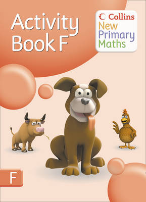 Activity Book F by Peter Clarke