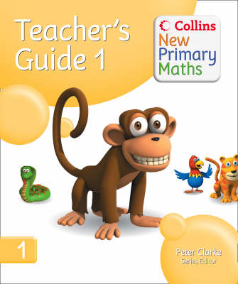 Teacher's Guide 1 by Peter Clarke