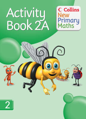Collins New Primary Maths Activity Book 2A by Peter Clarke