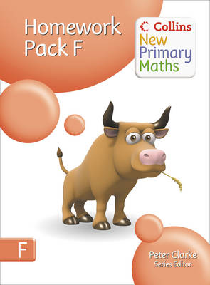 Homework Pack F by Peter Clarke