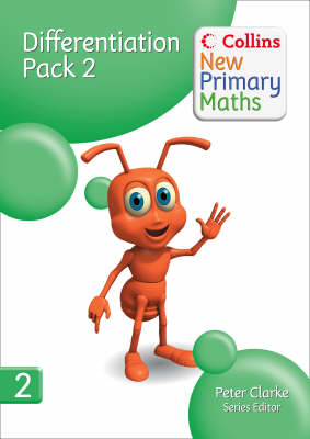 Collins New Primary Maths Differentiation Pack 2 by Peter Clarke